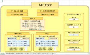 エクセルで要因効果図、各種グラフで診断と予測