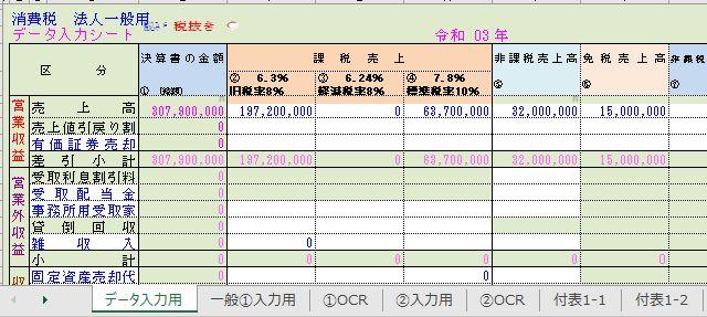 消費 税 申告 書 エクセル 消費税及び地方消費税の確定申告の手引き・様式等|国税庁