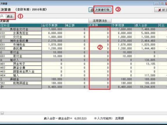 PCS予算会計8Sソフト